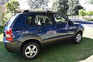 Hyundai Tuscon 2004