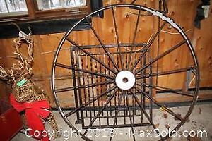 Wagon Wheel and More B