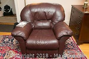 Whole Home Leather Recliner - B