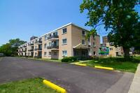 Spacious one bedroom apartment for rent in excellent Sarnia loca