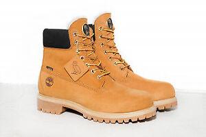 OVO x Timberland Boots Wheat Size 7.5 But Fits Size 8-9 - $365