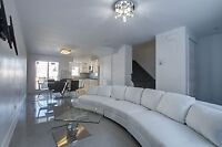 Luxueux condo style townhouse Chomedey Laval