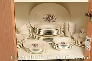 Wedgewood Patrician Dish Set A