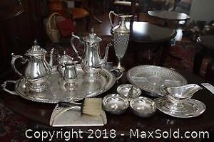 Coffee and Tea Service. A
