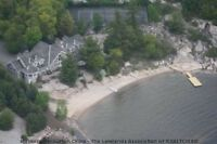 Georgian Bay/Parry Sound Custom Waterfront Residence/Cottage