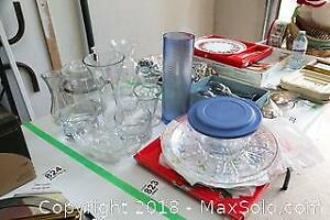Glass Dishes A