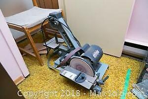 Delta Electric Disc and Belt Sander B