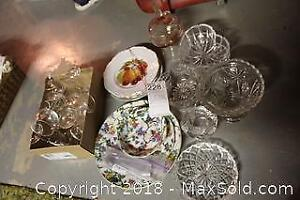 Glass And China A