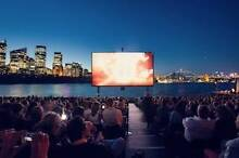 4 x tickets to St George Open Air Cinema for tonight's film! Sydney City Inner Sydney Preview