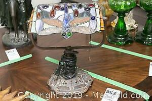 Tiffany Style Lamp B