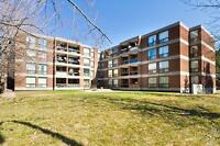 Bright and spacious 1 bedroom units available in excellent Montr