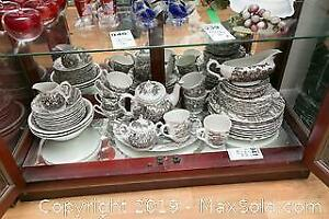 Myott Royal Mail China Set B