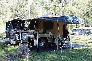 Aussie Swag Camper 2013