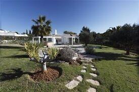Family Villa in Portugal - Algarve sleeps 8 private pool nr Albufeira.