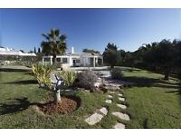 Family Villa in Portugal - Algarve sleeps 8 private pool nr Albufeira.
