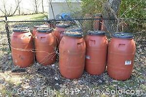 Plastic Barrels B