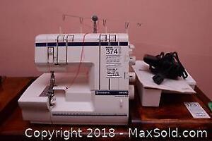 Viking Serger Sewing Machine - A