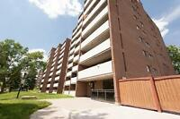 Newly renovated three bedroom Guelph apartments for rent near to