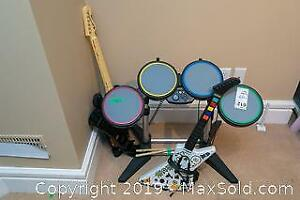 Video Game Instruments A