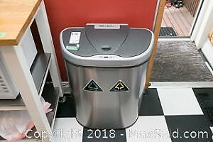 Electric Garbage Bin B
