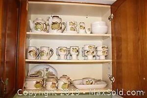 Denby Stoneware Set A