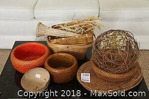Baskets And Decor A
