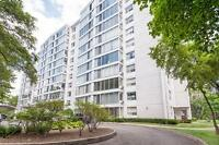 Two bedroom, condo-style apartment available in beautiful Burlin