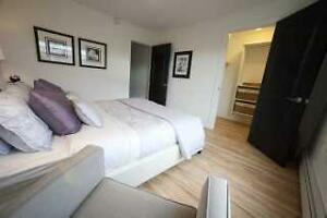 Ocean view two bedroom condo north end  Halifax all incuded