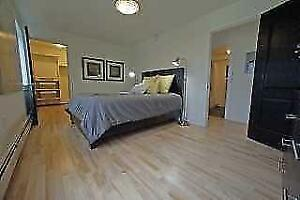 Ocean view two-bedroom new condo 1000sq north end Halifax