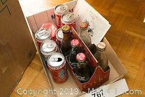 Coca Cola Memorabilia E