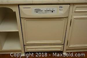 KitchenAid Dishwasher - A
