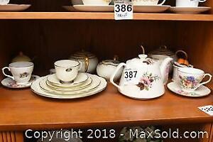 Aynsley And Limoges China - A