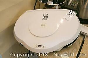 George Foreman Grill And More- A