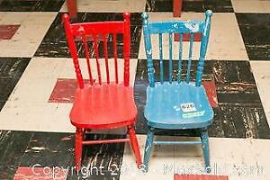 Childrens Chairs A