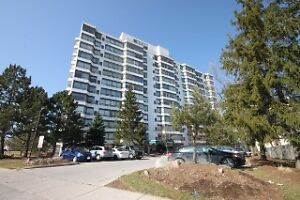 Westmount High Rise Condo in Upscale Building at $169,900