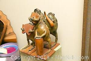 Decorative Frogs - A