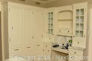 Pantry Kitchen Cabinets - C