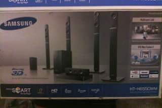 Samsung smart bluray 3d dvd home entertainment system Mudgee Mudgee Area Preview