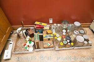 Assortment of Vintage Kitchen Items B