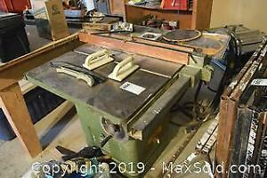 Table Saw C