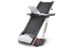 Brand new hardly ever used brilliant condition Yowza Chicago Treadmill - White