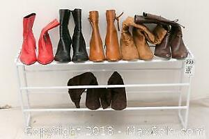 6 Pairs of Ladies Boots A