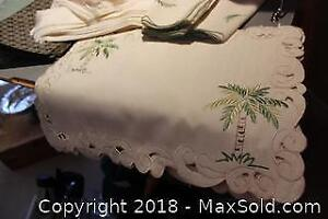Table Linens. A