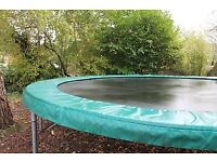14 Ft TP outdoor trampoline