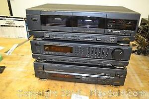 Vintage Audio-Fisher Stereo-B
