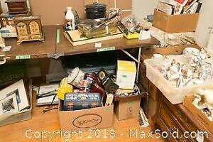 Kitchenware Vintage Tins Cookbooks A