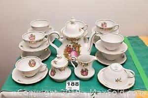 Bavaria Tea Set A