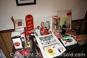 Coca Cola Memorabilia. A