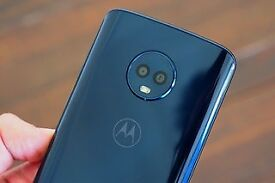 Motorola g6 only used for a few days