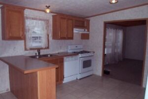 Newer 1 floor home on large lot Watford